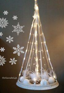 De Snowy Tree