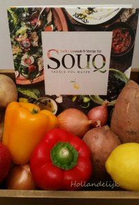 Het kookboek Souq